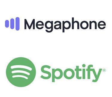Megaphone Spotify