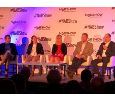 NAB Show - Entrepreneurship in Digital Media Developing and Scaling New Opportunities for Broadcasters