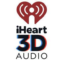iHeart 3D Audio Logo 220