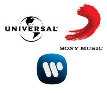 Record Labels Big Three