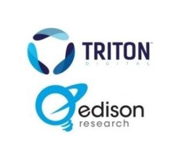 Edison Research and Triton Digital
