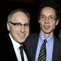 Jacob Weisberg and Malcolm Gladwell