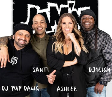 Image result for Ashlee & The New JAM'N Morning Show