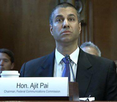 Ajit Pai at Senate Hearing on March 10