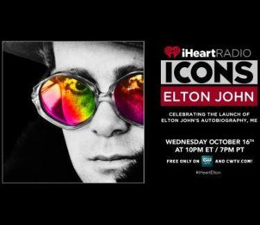 Elton John - iHeartRadio ICONS