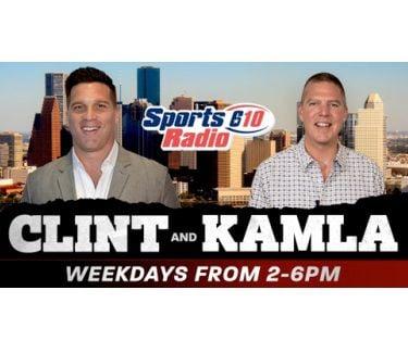 Clint and Kamla - KILT