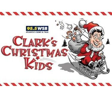 WSB Clark's Christmas Kids