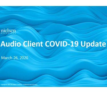 Nielsen COVID 19 cover