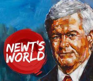 Newt Gingrich To Host Weekly Podcast—With a Twist.