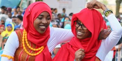 Somali dance and weaving featured at Minnesota History Center