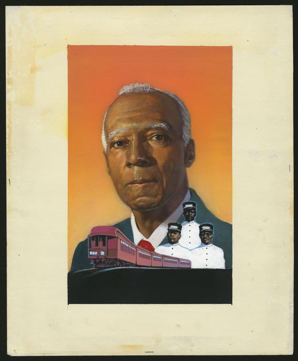 A Philip Randolph --- United States Postal Service, Postmaster General's Collection (COVER).jpg