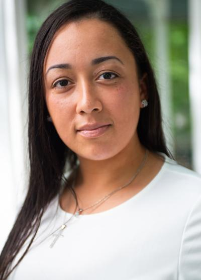 Cyntoia Brown-Long Photo by Flip Holsinger