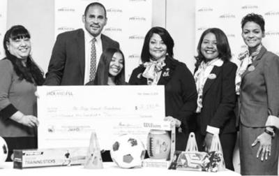 Jack and Jill of America donates to Sanneh Foundation