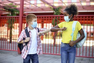Summer school children