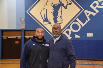 Homecoming: Hoops star Khalid El-Amin returns to North High as assistant coach