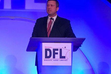 DFL Chair Ken Martin