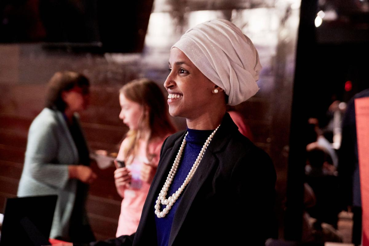 State Rep. Ilhan Omar won the DFL endorsement in her bid to become the next U.S. representative of District 5.