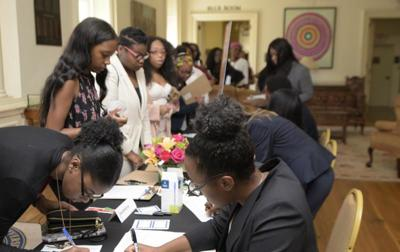 Center for Financial Advancement events have drawn high levels of interest from students and young Black professionals