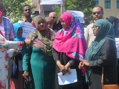 Somali women score victory for Amazon workers