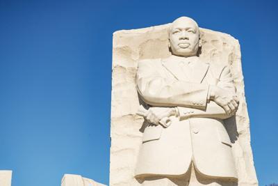Martin Luther King Junior Memorial