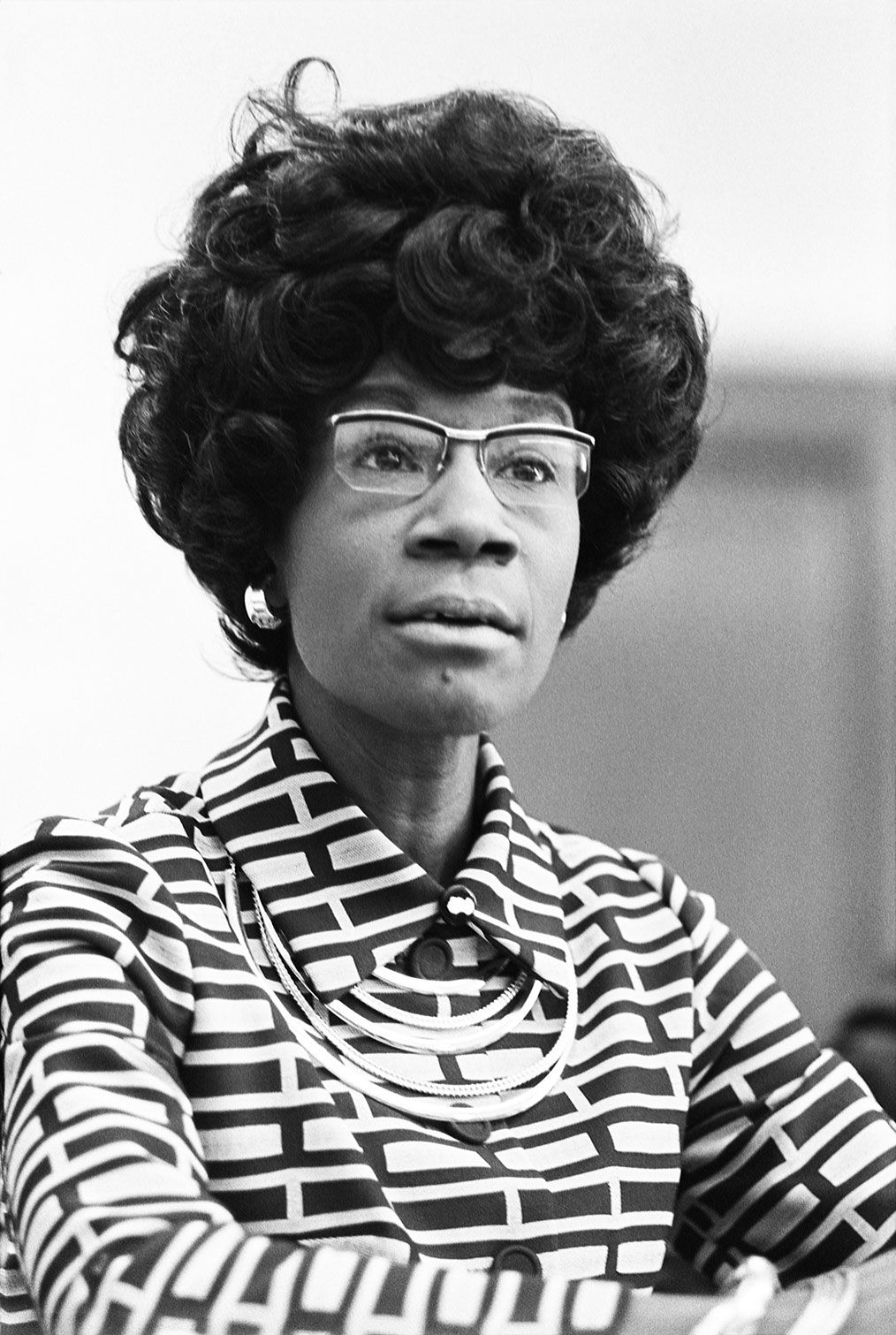 Shirley Chisholm and the fight for equal rights for all ...