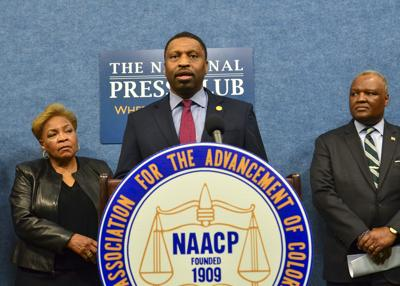 NAACP sues Trump over 2020 Census