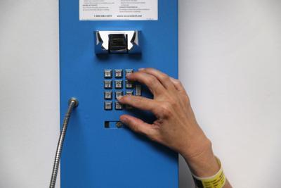 prison phone justice