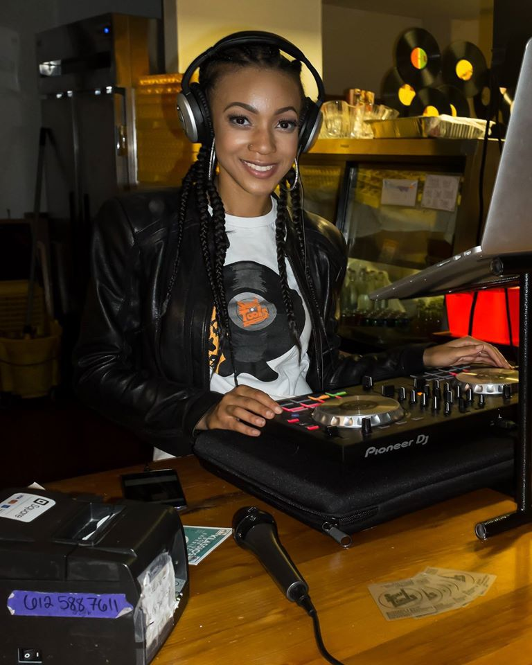 DJ Miss Brit
