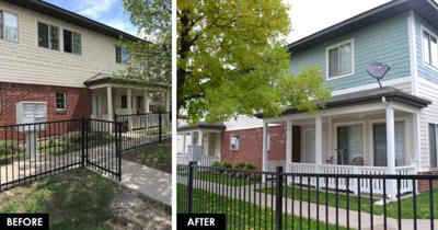MPHA takes over and revitalizes townhomes in South Minneapolis