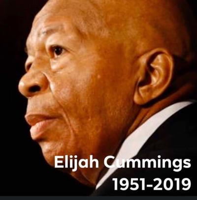 Nation morns the passing of Elijah Cummings