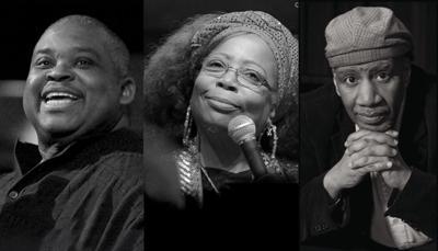Robert Robinson, Debbie Duncan and William Duncan