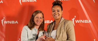 WNBA Rookie of the Year