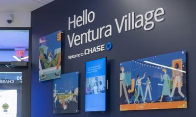 Chase branch - Ventura Village