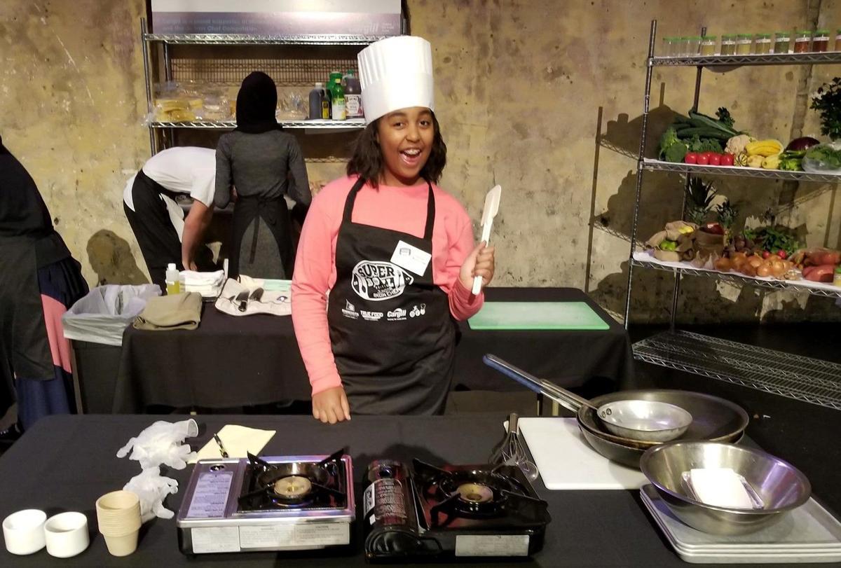 Chef Naimah Muhammad
