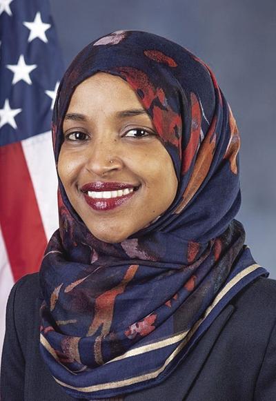 Representative Ilhan Omar_March 3