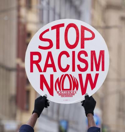 Protest against racism
