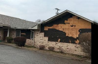 Former Estes Funeral Home