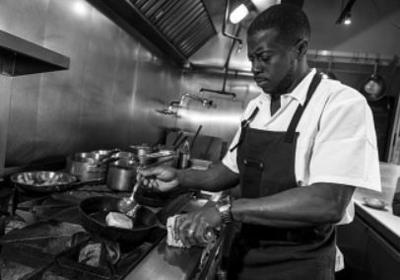 Black chefs break the glass ceiling in the culinary world