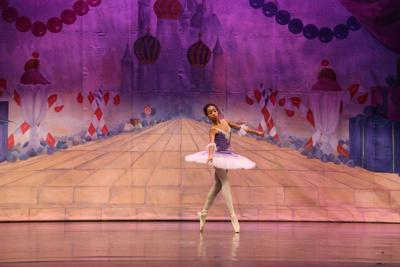 At Minnesota Academy of Russian Ballet: Olivia Simmons Bergin celebrates 10 years with classical Nutcracker Suite