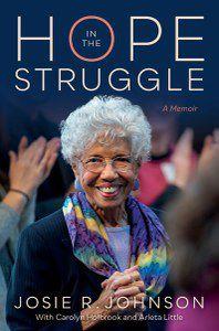 Dr. Josie R. Johnson to release memoir