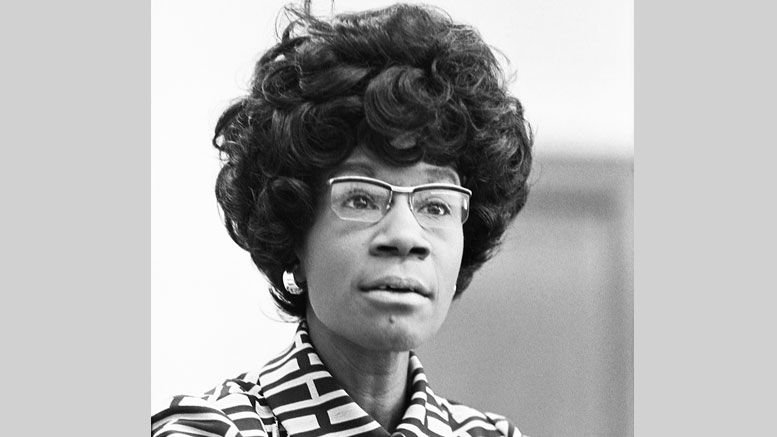 Shirley Chisholm and the fight for equal rights for all women