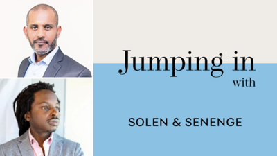 Jumping In Podcast