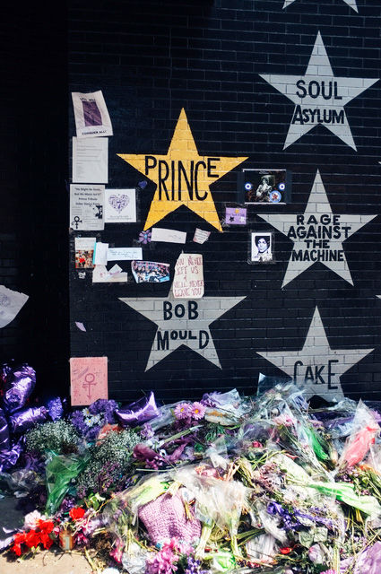 Prince: Forever in our hearts