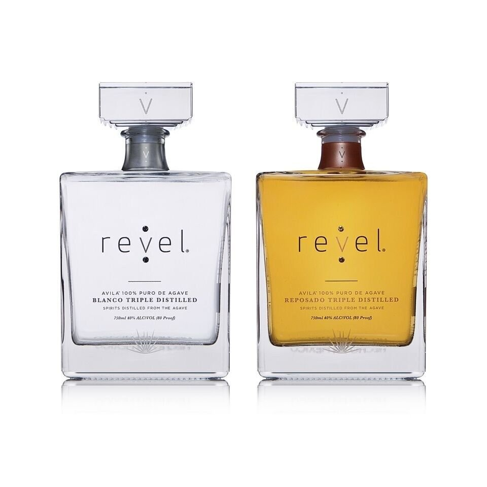 Revel Spirits Bottles