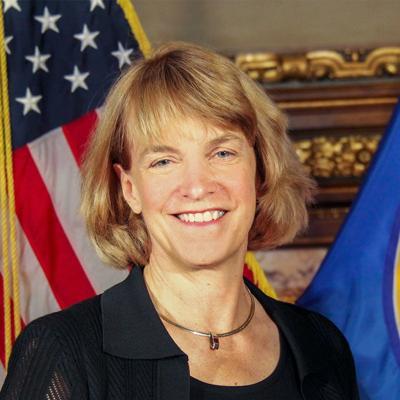 DHS Commissioner Jodi Harpstead