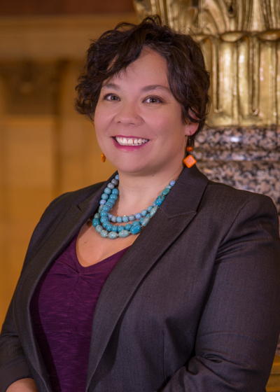 Minnesota Department of Human Rights Commissioner Rebecca Lucero 1