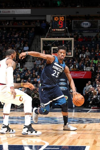 Timberwolves crush Cavaliers with 127-99 win