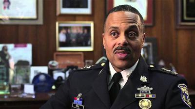 Philadelphia Commissioner Richard Ross