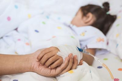 COVID in children_kaiser health news