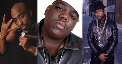 Tupac, Biggie, JMJ